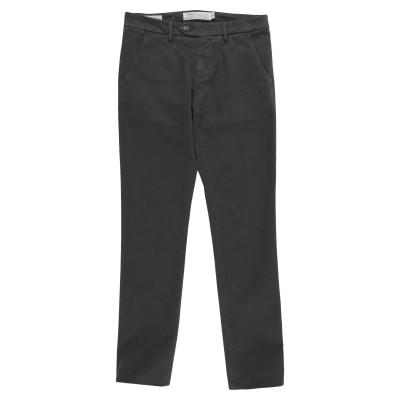ロイ ロジャース ROŸ ROGER'S パンツ 鉛色 28 コットン 97% / ポリウレタン® 3% パンツ