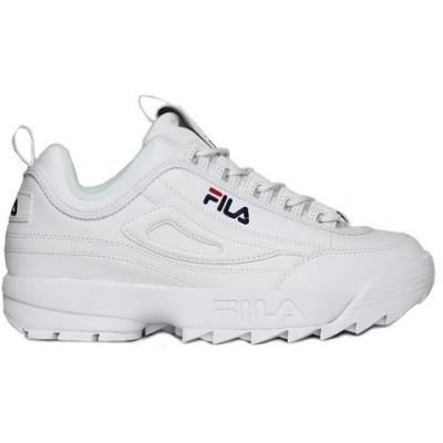 フィラ ダッドスニーカー Fila Disruptor II - White /ホワイト /海外限定モデル