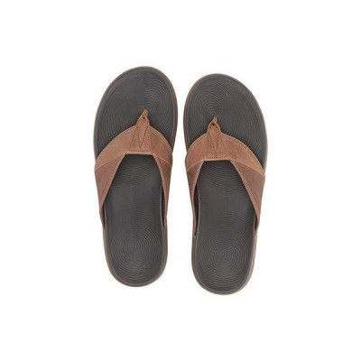 Sperry Regatta Thong メンズ サンダル Brown/Tan