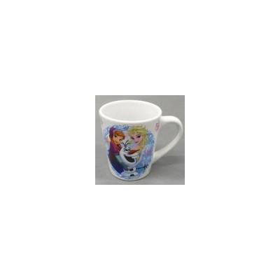中古マグカップ・湯のみ アナ&エルサ&オラフ スーベニアカップ 「アナと雪の女王 アナとエルサのフローズンフ