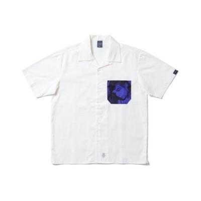"""シャツ ブラウス Telegram"""" Pocket Shirt"""