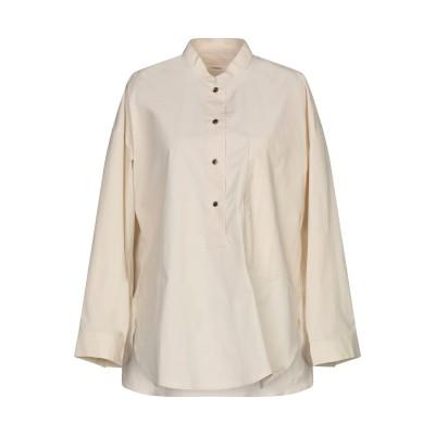LIS LAREIDA シャツ ベージュ 40 コットン 96% / ポリウレタン 4% シャツ