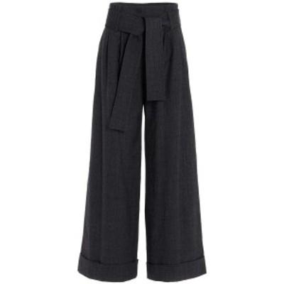 P.A.R.O.S.H./パロシュ Gray Wide flannel pants レディース 秋冬2020 D231433PLANE020 ju