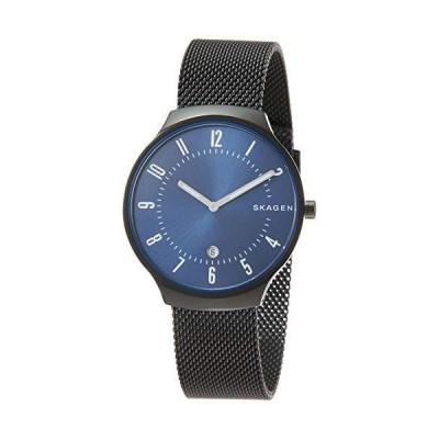 [スカーゲン] 腕時計 GRENEN SKW6461 メンズ 正規輸入品 ブラック