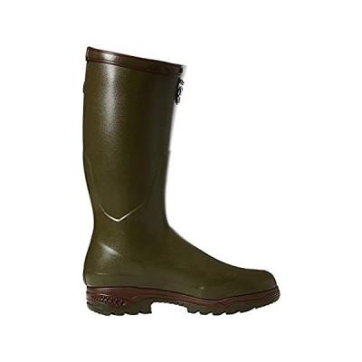 Aigle Parcours 2 Iso, Unisex-Adults' Wellington Boots, Green, 5.5 UK (39 EU