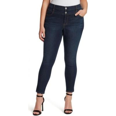ジェシカシンプソン Jessica Simpson レディース ジーンズ・デニム 大きいサイズ ボトムス・パンツ Trendy Plus Size Adored High Rise Skinny Jeans Axel