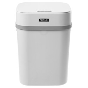 HomeZone 智能觸碰感應垃圾桶 10L 手提式