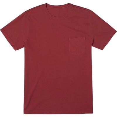 ルーカ RVCA メンズ Tシャツ トップス PTC 2 Pigment T - Shirt Chili
