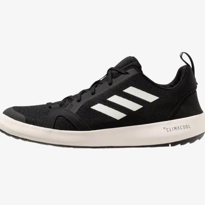 アディダス メンズ スポーツ用品 TERREX BOAT - Watersports shoes - core black/clear white