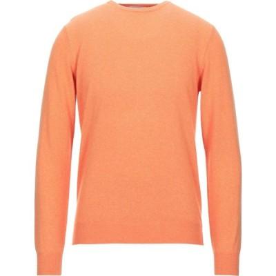 デラ チアーナ DELLA CIANA メンズ ニット・セーター トップス cashmere blend Apricot