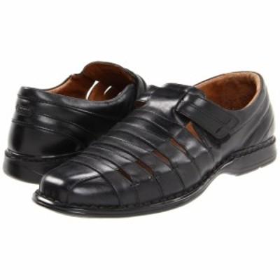 ジョセフセイベル Josef Seibel メンズ 革靴・ビジネスシューズ シューズ・靴 Steven Roma Black