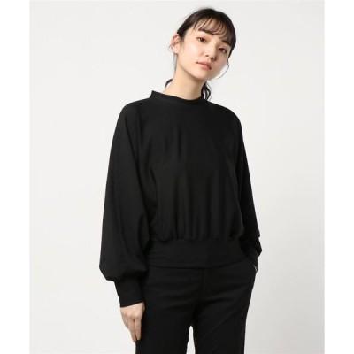 tシャツ Tシャツ 【AULA】バックフリンジトップス