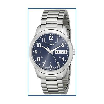 <新品>Timex Men's T2M933 South Street Stainless Sport Watch<並行輸入品>