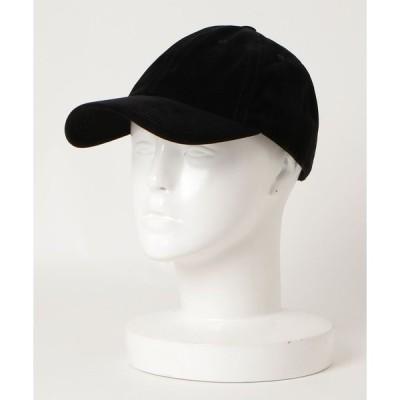 帽子 キャップ ベロアキャップ