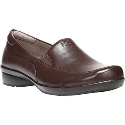 ナチュラライザー Naturalizer レディース スリッポン・フラット シューズ・靴 Channing Slip-On Bridle Brown ET Sheep Premium Leather