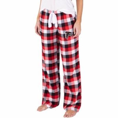 コンセプト スポーツ Concepts Sport レディース ボトムス・パンツ Atlanta Falcons Breakout Red Flannel Pants