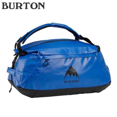 バートン ダッフルバッグ 20-21 BURTON MULTIPATH 60L EXPANDABLE DUFFEL BAG Lapis Blue Coated アウトドア スノーボード トラベル 旅行 日本正規品