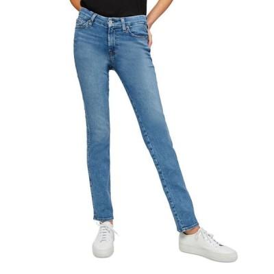 セブンフォーオールマンカインド レディース デニムパンツ ボトムス 7 For All Mankind Kimmie Straight-Leg Jeans