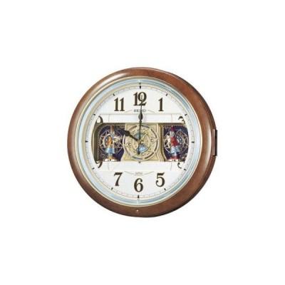 セイコー 電波からくり掛時計 RE559H
