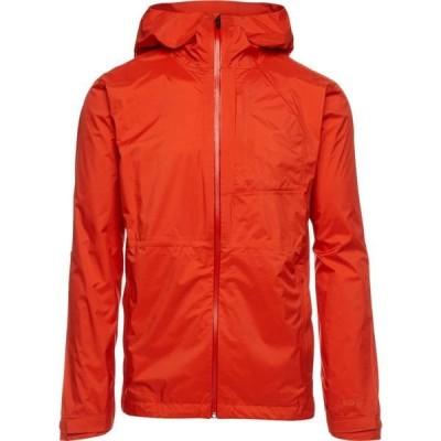 ブラックダイヤモンド メンズ ジャケット・ブルゾン アウター Treeline Rain Shell Jacket