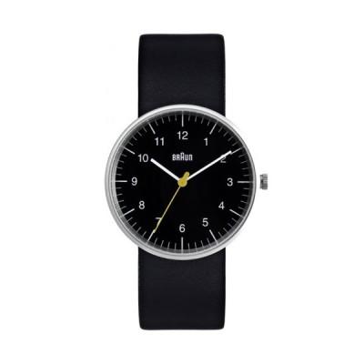 ブラウン BRAUN アナログウォッチ BN0021BKBKG メンズ 腕時計 ブラック シンプル
