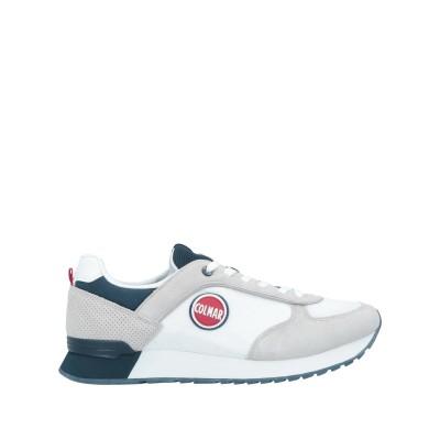 コルマー COLMAR スニーカー&テニスシューズ(ローカット) ホワイト 40 革 / 紡績繊維 スニーカー&テニスシューズ(ローカット)