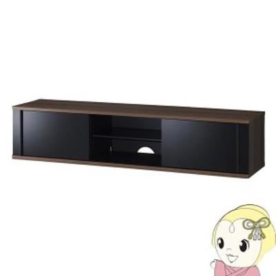 【メーカー直送】 TV-SD1550B ハヤミ HAMILeX テレビ台 55~60V型テレビ対応
