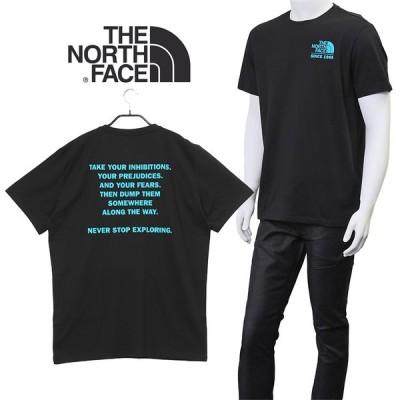 ザノースフェイス THE NORTH FACE Tシャツ 半袖 NF0A55EF FOUNDATION TEE-JK3_TNF_BLACK