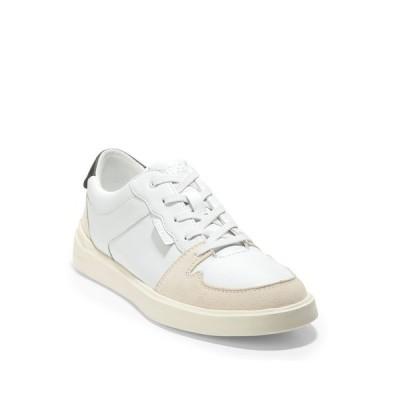コールハーン レディース スニーカー シューズ Grand Crosscourt Modern Sneaker OPTC WHT L