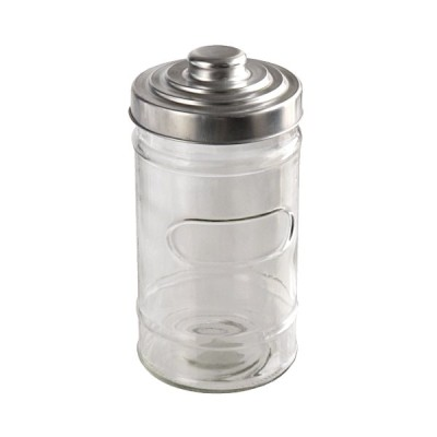 保存瓶 ガラス製 ロング 容量1.2L