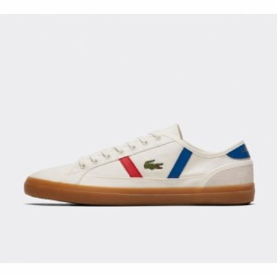 ラコステ Lacoste メンズ スニーカー シューズ・靴 sideline 119 trainer Off White/Gum
