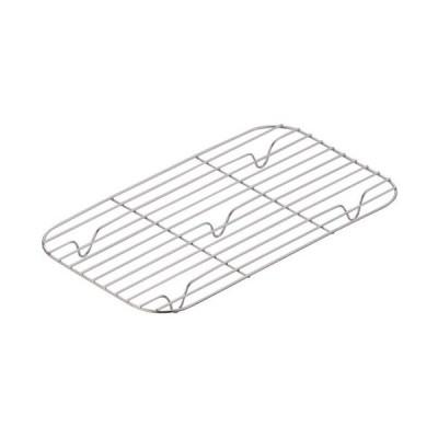 バット 料理道具 / 18-8長バットアミ 24型用  寸法: 間口:213 x 奥行:118mm