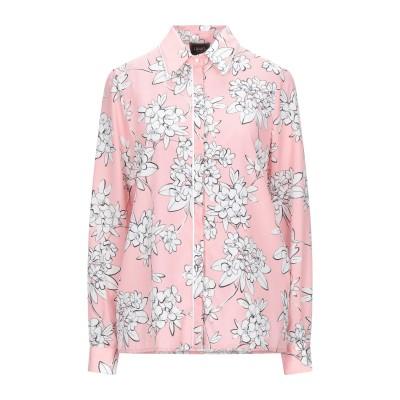 リュー ジョー LIU •JO シャツ ピンク 42 ポリエステル 100% シャツ