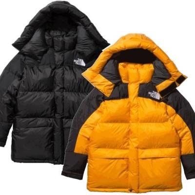 ノースフェイス ダウンジャケット メンズ アウター THE NORTH FACE Down Jacket Mens Outer ブラック黒イエロー黄 アウトドア 防寒 GORE-TEX ゴアテックス