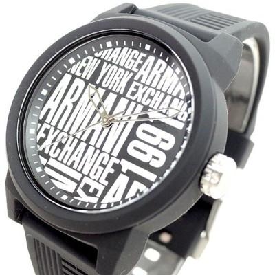 アルマーニエクスチェンジ ARMANI EXCHANGE 腕時計 メンズ AX1443 ATLC クォーツ ブラック