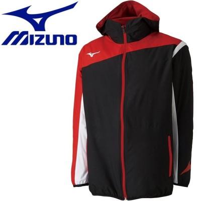 ミズノ MIZUNO ウィンドブレーカーシャツ メンズ レディース 62JE800109 クリアランスセール