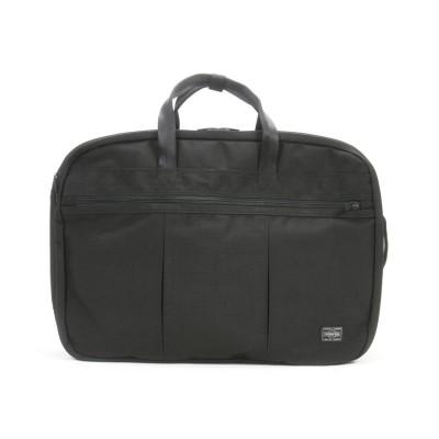 【カバンのセレクション】 吉田カバン ポーター テンション 3WAY ビジネスバッグ リュック メンズ A4 B4 PORTER 627-06560 ユニセックス ブラック フリー Bag&Luggage SELECTION