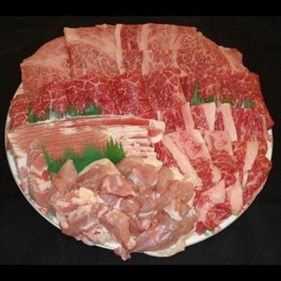 お徳用 国産バーベキュー盛り合わせ焼肉セット「お値打ち価格」(計1kg)