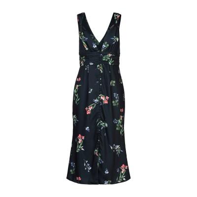 KEEPSAKE 7分丈ワンピース・ドレス ダークブルー L ポリエステル 100% 7分丈ワンピース・ドレス