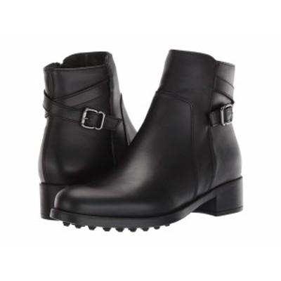 ラカナディアン レディース ブーツ&レインブーツ シューズ Scorpio Black Leather