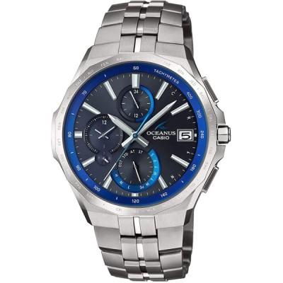 腕時計 カシオ メンズ OCW-S5000-1AJF CASIO OCEANUS OCW-S5000-1AJF Radio Solar Watch (Japan Domestic Ge