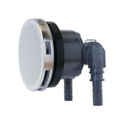 【415-218】 《KJK》 カクダイ 一口循環金具(ペア耐熱管用・S・L兼用) 10A ωσ0