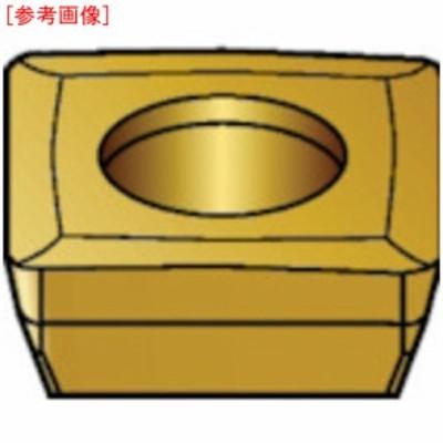 サンドビック SPMT120408WH 【10個セット】サンドビック フライス用チップ 4040