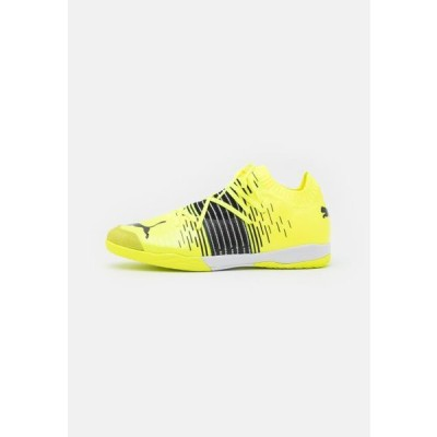 プーマ メンズ スポーツ用品 FUTURE Z 1.1 PRO COURT - Indoor football boots - yellow alert/black/white