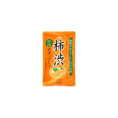 渋谷油脂 SOC 薬用柿渋ボディソープ つめかえ用 450ml 【医薬部外品】