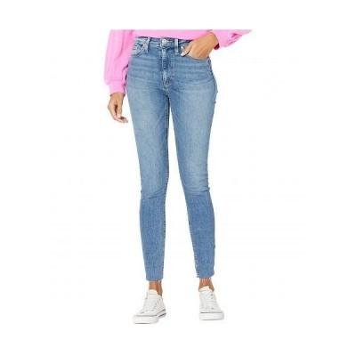 Hudson Jeans ハドソン ジーンズ レディース 女性用 ファッション ジーンズ デニム Barbara High-Rise Super Skinny in Brighton - Brighton