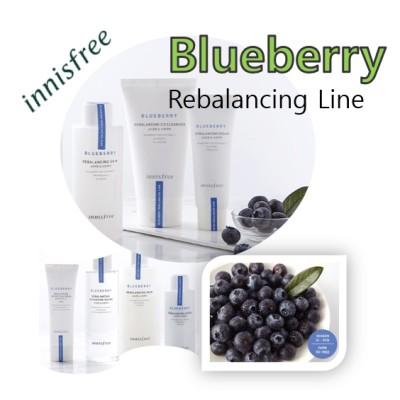 [innisfreeイニスプリ] Blueberry Realancing lineブルーベリーリバランシングライン韓国TTBEAUTY