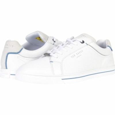 テッドベーカー Ted Baker メンズ スニーカー シューズ・靴 Wylee White