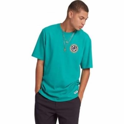 バートン Burton メンズ Tシャツ トップス Caswell Short - Sleeve T - Shirt Dynasty Green