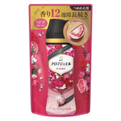 P&Gレノアハピネス アロマジュエル アンティークローズ&フローラルの香り 詰め替え 415ml 1個 P&G